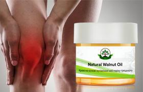 Natural Walnut Oil от боли в суставах эффект